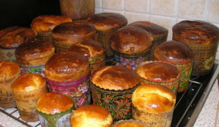 Как испечь пасху в домашних условиях рецепт
