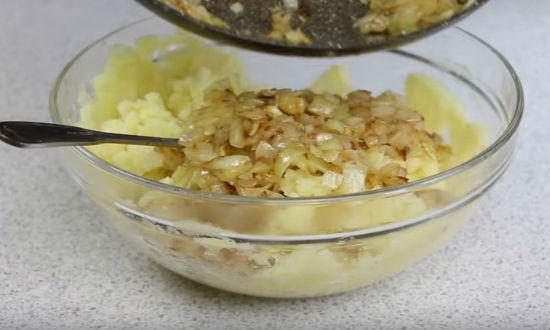 Пирожки с картошкой. Простые рецепты вкусных пирожков
