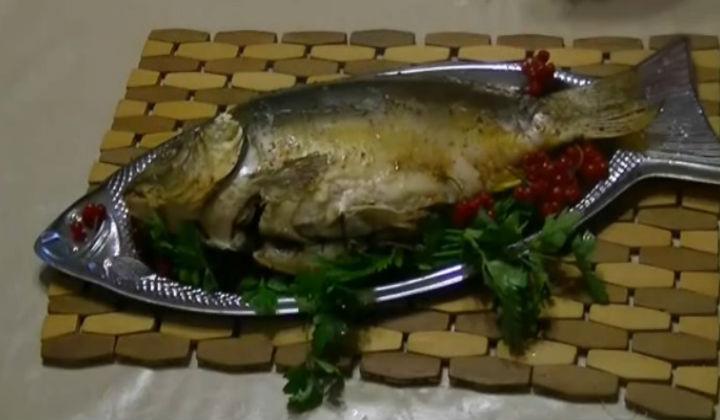 Готовим рыбу пошаговые