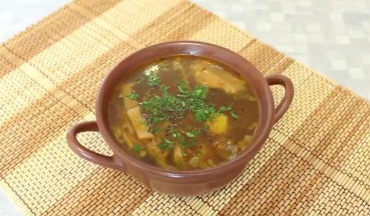 Грибной суп из сушеных грибов: 5 рецептов, особенности ...
