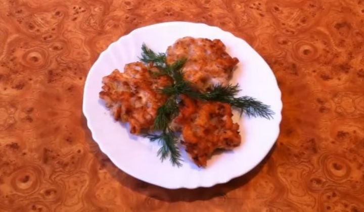 рецепт рубленных котлет из куриного филе диетические