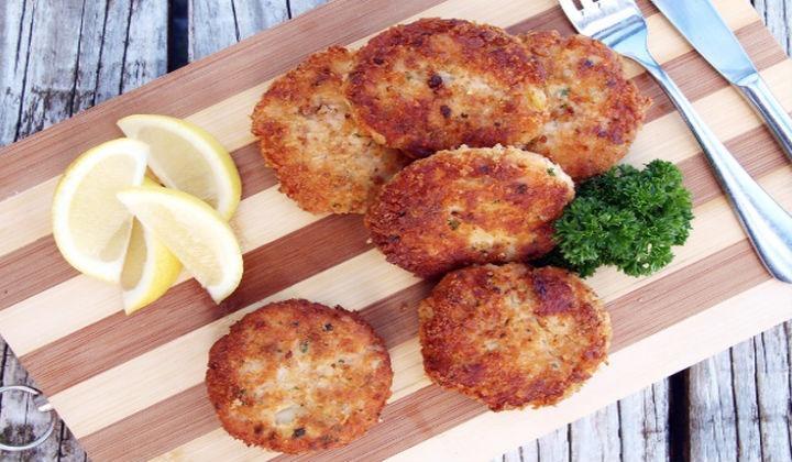 рецепт рыбных котлет очень простых