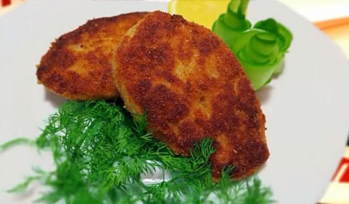 котлеты из рыбы палтус рецепты