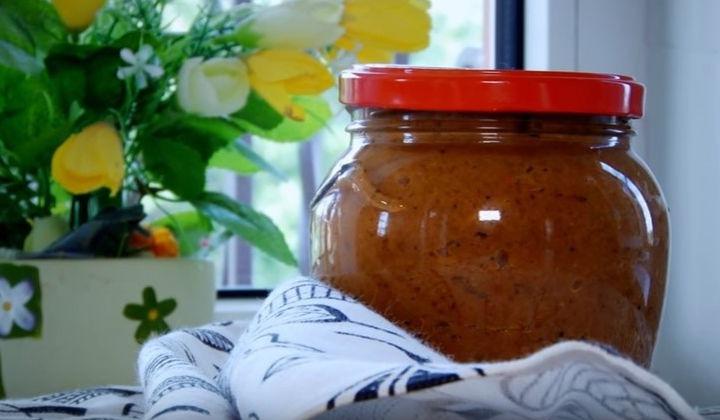 вкусный рецепт кабачковой икры в домашних условиях