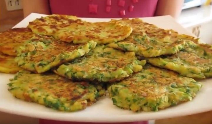 Оладьи из кабачков, рецепты без яиц