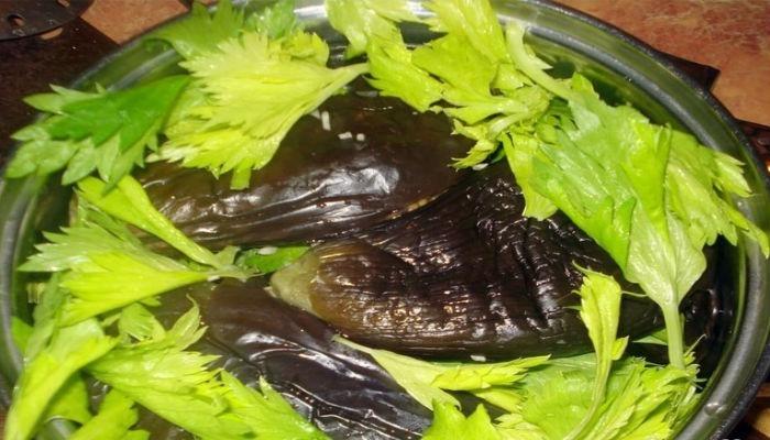 Квашеные баклажаны на зиму, лучшие рецепты