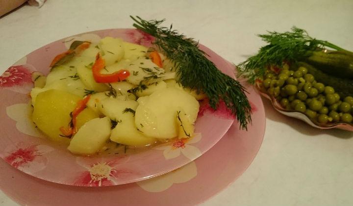 Что приготовить на ужин из картошки в духовке