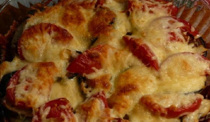 Картофель с сыром на ужин