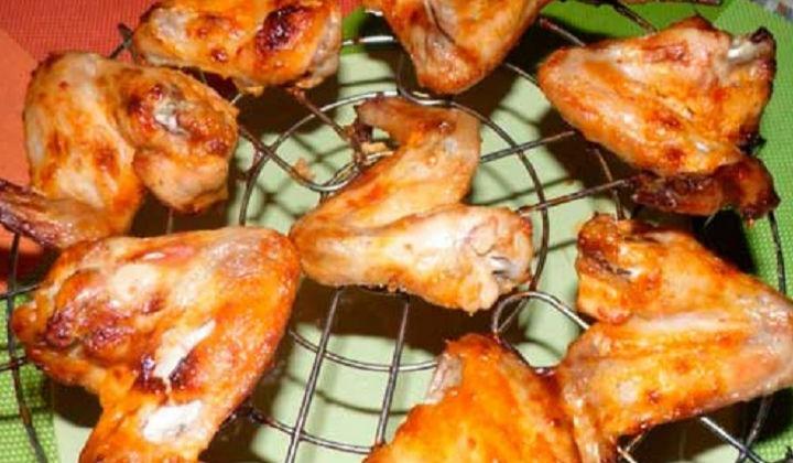 342Рецепт куриных бедрышек в аэрогриле