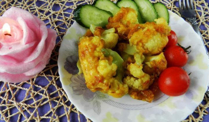 капуста цветная свежая рецепты приготовления