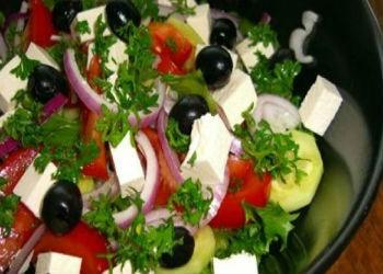 Греческий салат классические рецепты