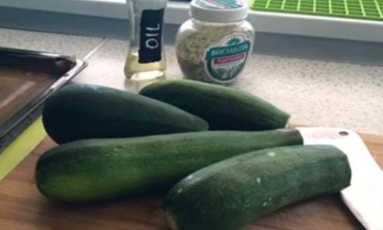 рецепт приготовления кабачков диетический рецепт