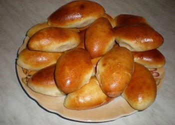 Пирожки рецепты простые и вкусные