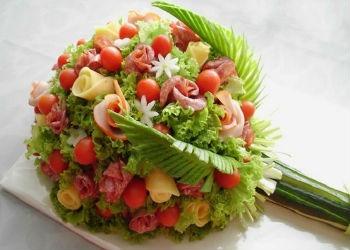 простые рецепты салатов на день рождения простые и вкусные