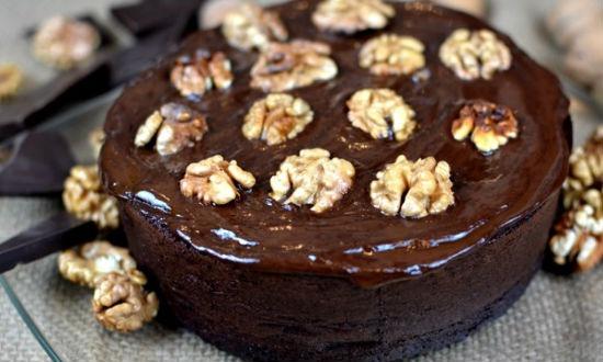 ! способ украшения торта