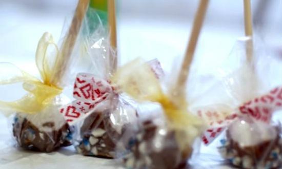 Готовые сладости
