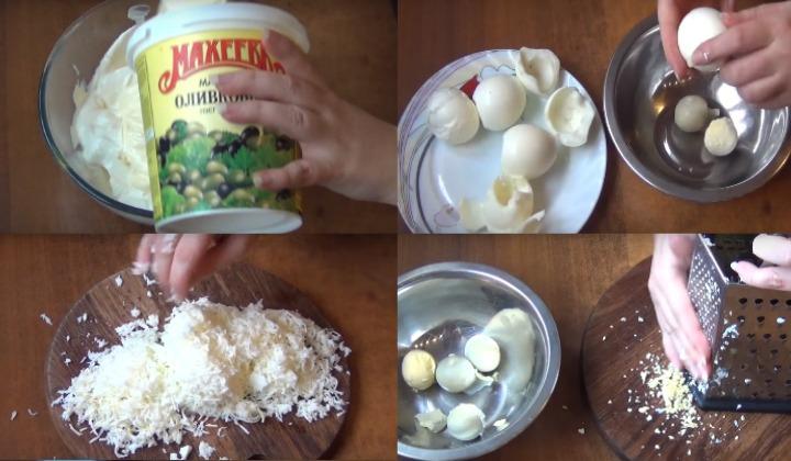 Самые вкусные салаты с креветками - 28 рецептов на праздничный стол