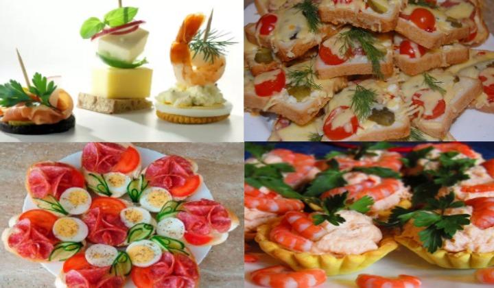 Вкусные и легкие рецепты к столу