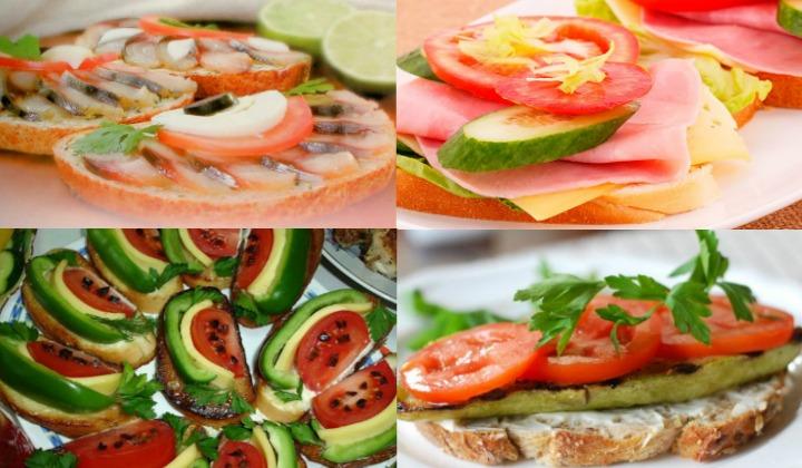 Очень вкусный бутерброд его фото и рецепт — pic 7