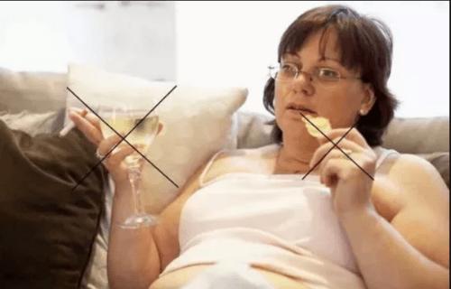 Курение и лишний вес