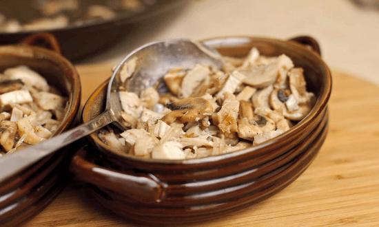 Жульен с грибами и курицей в духовке. 9 рецептов как приготовить в домашних условиях