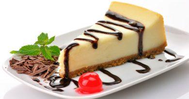 Чизкейк из творога, рецепт приготовления творожного торта в домашних условиях