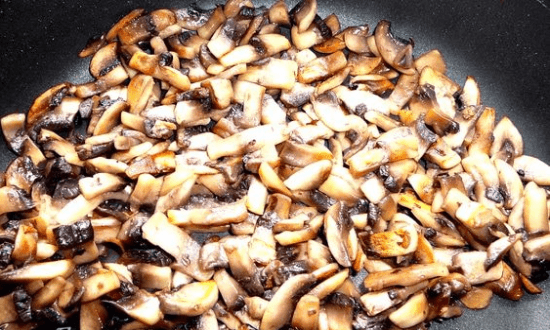 готовим грибы
