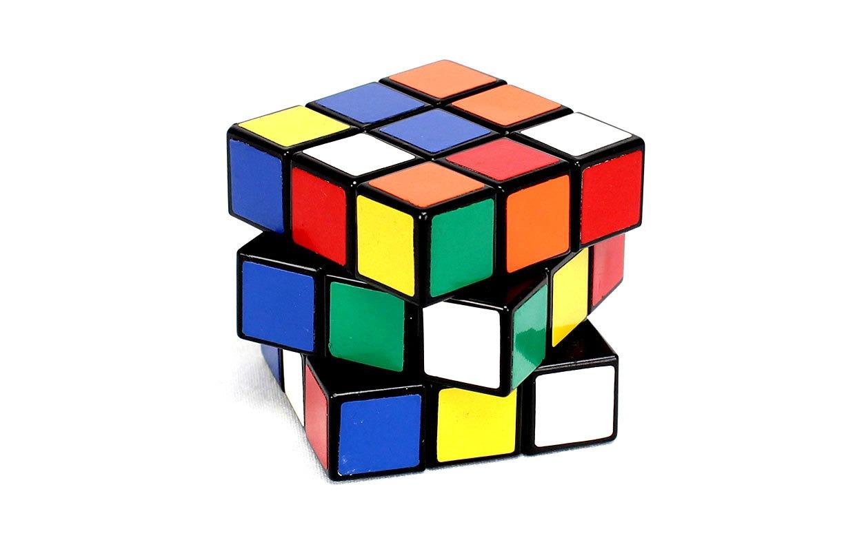 как собрать кубик рубика ребенку