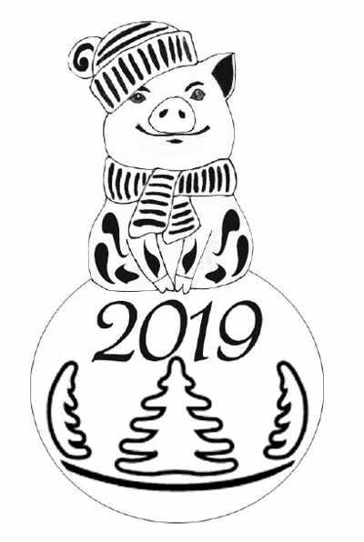 Как украсить квартиру на новый год 2019 своими руками. Украшение из бумаги и подручных материалов