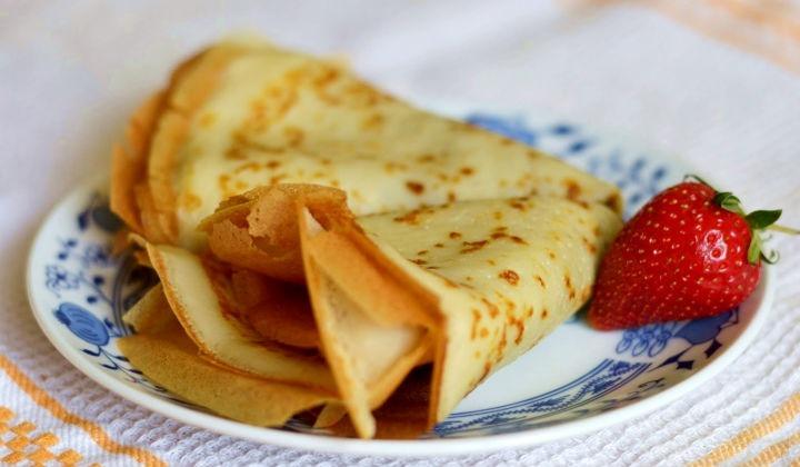 Простые вкусные блины рецепт пошагово
