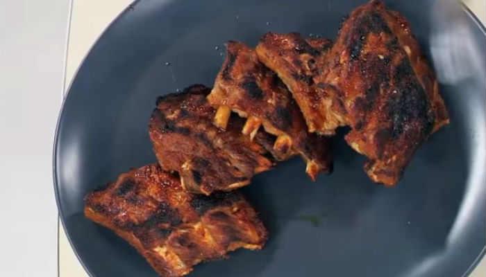 342Рецепт ребрышек свиных в духовке в медовом соусе рецепт