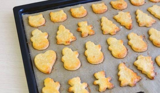 Готовые печенья