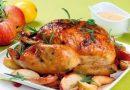 Курица в духовке целиком с хрустящей корочкой. Простые и вкусные рецепты блюд