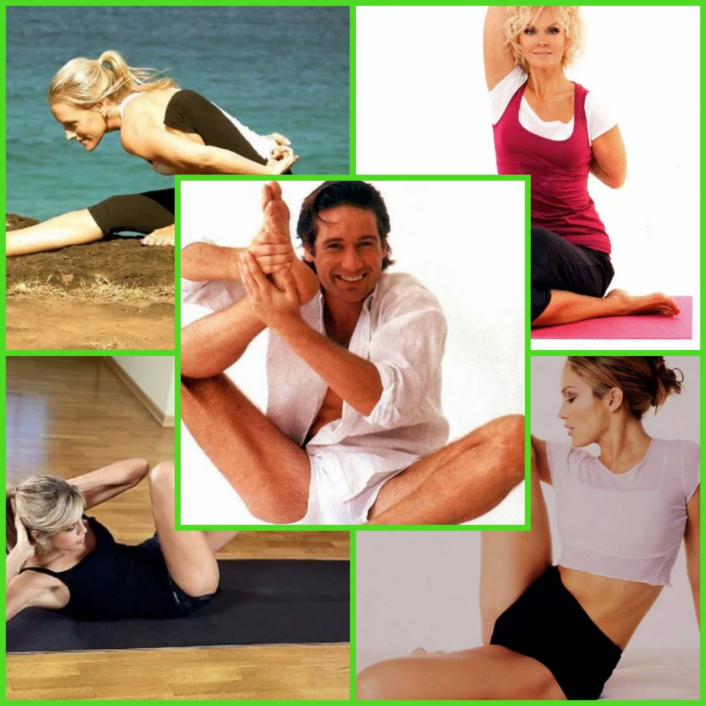 йога для начинающих для похудения в домашних