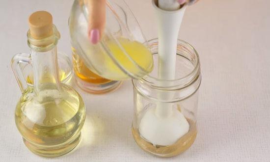 смешать ингредиенты маринада