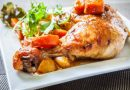Курица с картошкой в духовке. Простые рецепты приготовления вкусного блюда из курицы