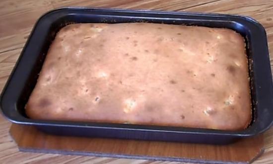 выпечь пирог