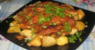 Куриные крылышки, запеченные в духовке, простые рецепты быстрых и вкусных крылышек