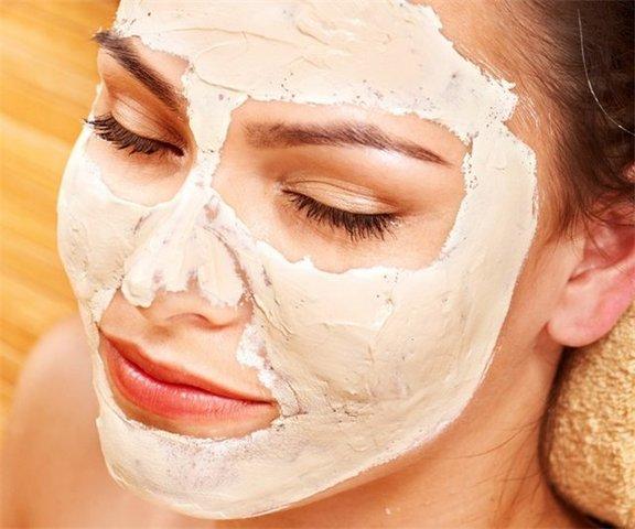 Натуральные маски для лица