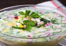 Окрошка на сыворотке – 6 оригинальных рецептов приготовления окрошки