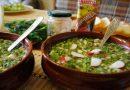 Классическая окрошка на квасе с колбасой — 5 рецептов вкусной окрошки