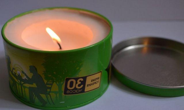 свечи от комаров