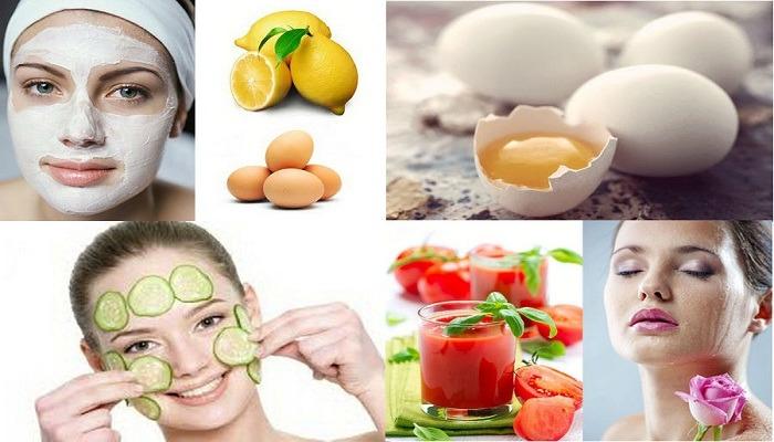 рецепты масок для проблемной и жирной кожи