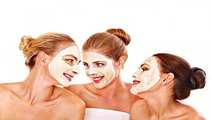 honey mask with aloe juice