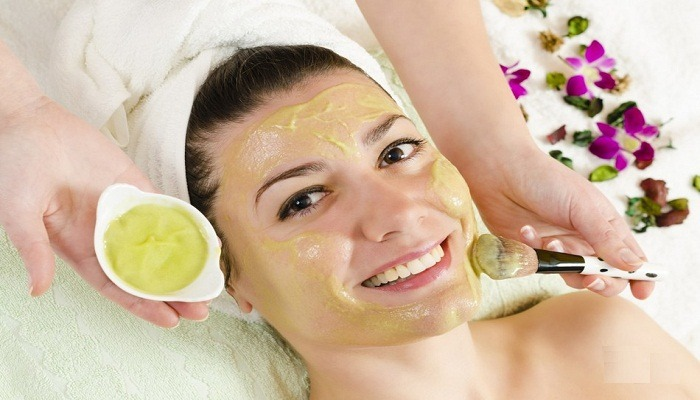 mask for dry and fading skin
