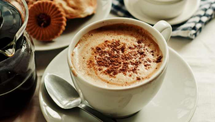 Капучино кофе