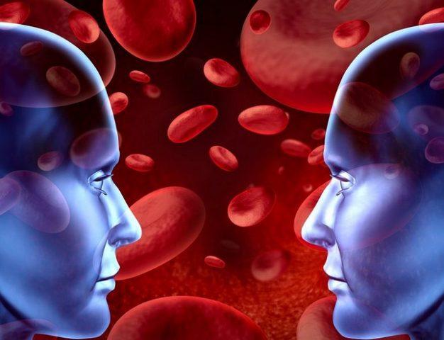 Диета по группе крови Диетические продукты для разных групп крови