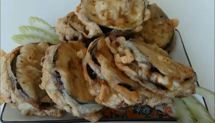 Жареные баклажаны по-китайски с мясом