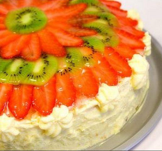 2-tort-veer Как красиво украсить торт в домашних условиях