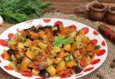 Вкусное овощное рагу с кабачками и баклажанами — 6 рецептов приготовления